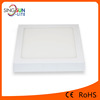 2017 hot selling promotion price 3w 6w 12w 18w 24w panel lights/ square round led panel lights/led flush mount panel light 12w