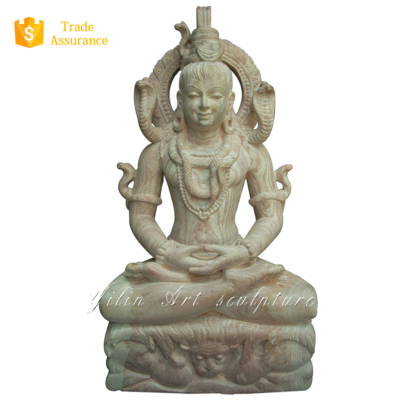 White Large Buddha Statues For Sale YL-J035