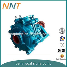 Rubber Lined Cantilevered Centrifugal Mining Slurry Pump Manufacturer for Ball Mill