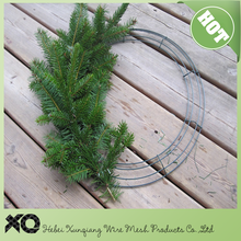 Natural Christmas Wreath/artificial pine wreaths wholesale
