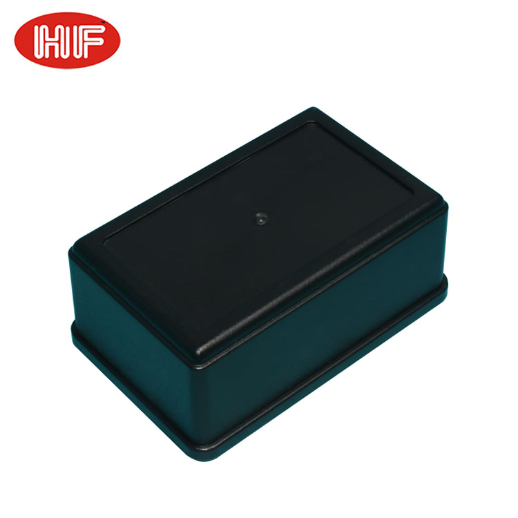 Lighting Accessories 125*175*100mm Ip66 Plastic Enclosure Project Box Pvc Transparent Cover Abs Body Used With Connector