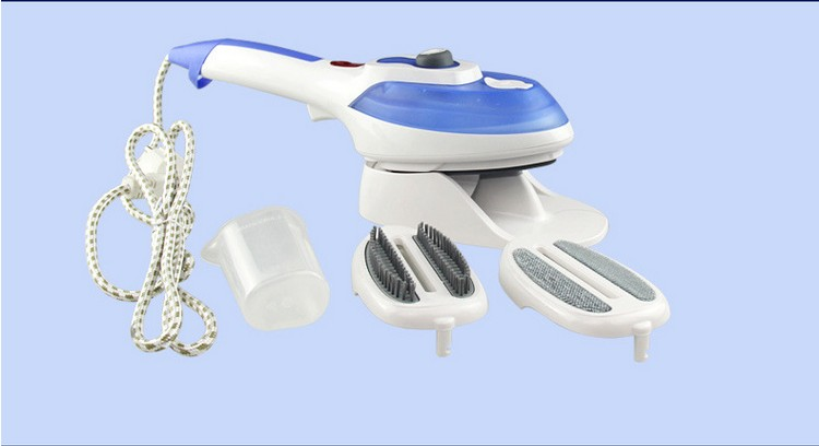 CE and RoHs New Mini Garment Steamers Handheld Dry Cleaning Brush Clothes Portable Travel Steam Iron steam iron