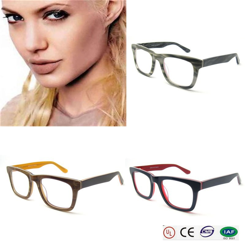 wenzhou hersteller brauch brillengestelle bereit lager rahmen Gläser ...