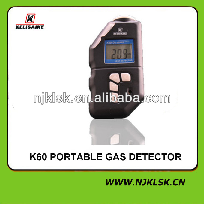 easy to use battery operated handheld lpg gas leak detector