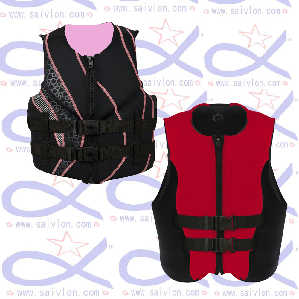 Custom Life Jackets For Women
