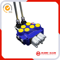 5972R direction changed valve / hydraulic control valve for loader truck spare parts / DCV30E-2OT