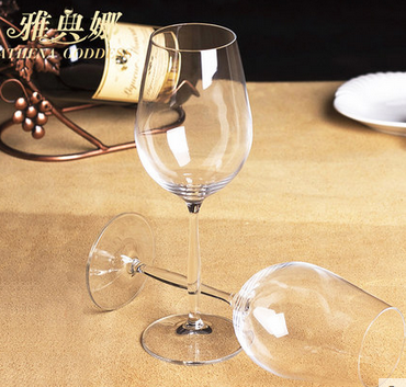 450ml lead free larger cheap glass water goblet