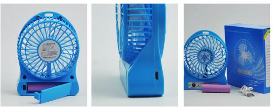 Más Barato Mini Ventilador Portátil,Ventilador De Carga