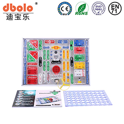 ABS plastic building blocks for kids educational toys