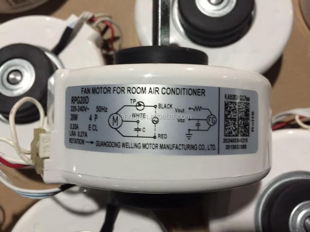 Air Conditioner Fan Coil Motor Buy Exhaust Fan Motor