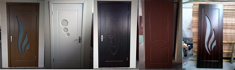 Modern House Doors And Windows Pvc Folding Door Glass Bedroom Doors