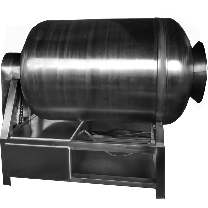 Large capacity stainless steel vacuum meat tumbler for sale