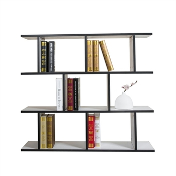 Modern Wall Mounted Book Shelf