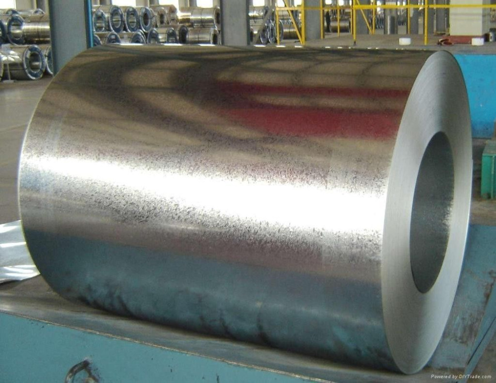 roofing materials type dx51d z100 galvanized steel coil