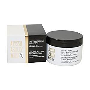ALYSSA ASHLEY MUSK by Alyssa Ashley for Women BODY CREAM 8.5-Ounce, 0.25 Box by ALYSSA ASHLEY MUSK
