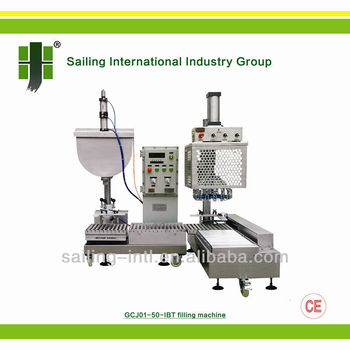 Weighing Type Semi-auto Liquid Filling Machine