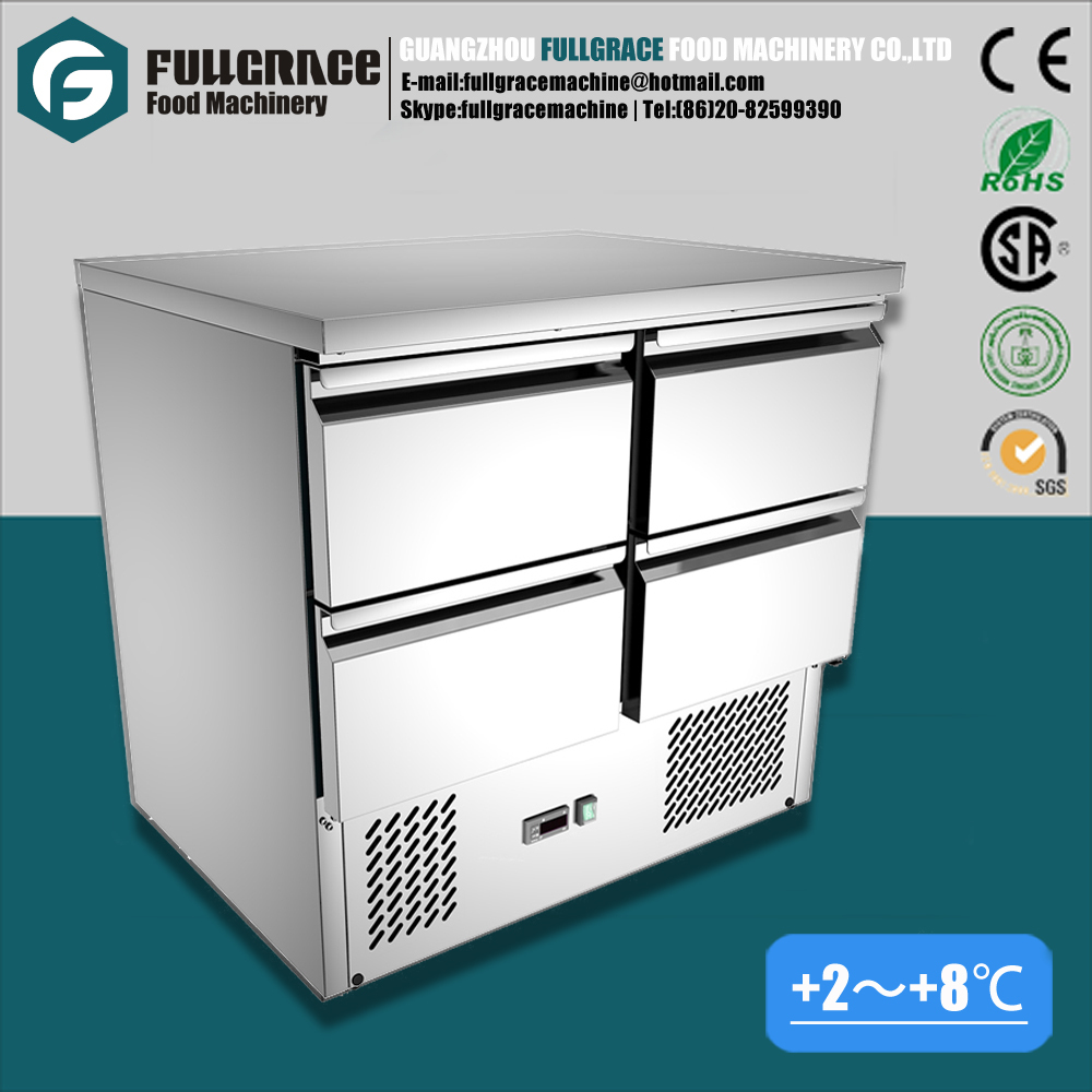 asia pd equipment backsplash refrigeration stainless drawers drawer counters with br splashback ph table door steel refrigerated digital undercounter