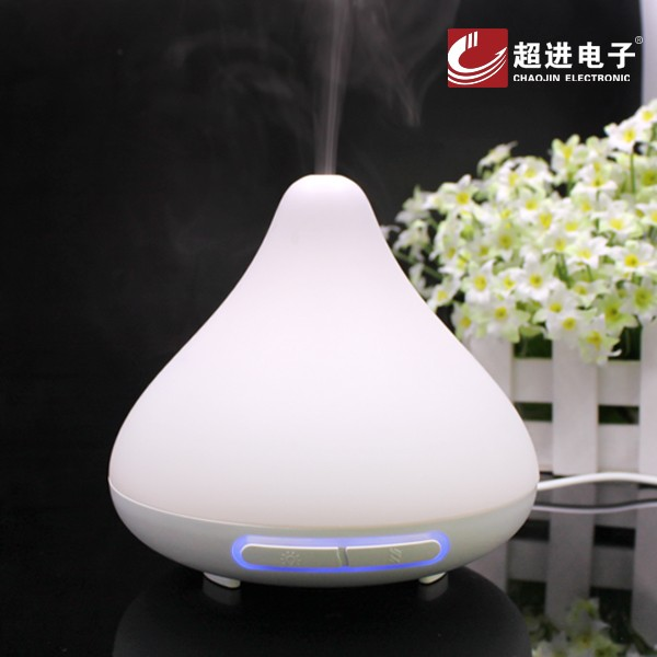 2017 trending teardrop-shaped mist adjustable aroma diffsuer for Yoga