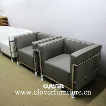 le corbusier lc3 sofa buy lc3 sofa le corbusier modern. Black Bedroom Furniture Sets. Home Design Ideas