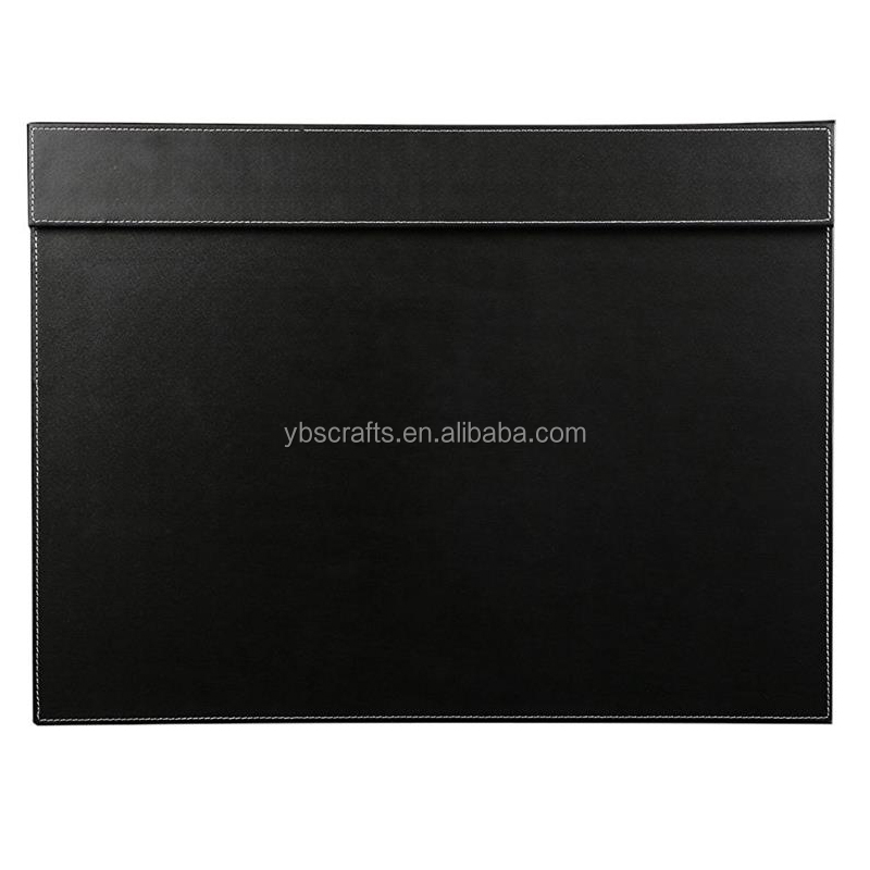 Premium Leather Computer Desk Pad/ Mat /Cover with Calendar