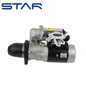Nikko Starter Motor 0-23000-8065 For KomatsuPC650 PC800 HD325-6 WA500-6 SAA6D140