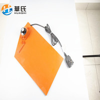 Electric Heating 12V Silicone Rubber Heater Bed