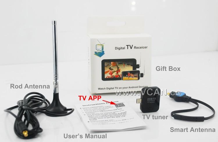 Dvb-t2s Portable Dvb-t Digital Android Box Download Apk Mobile Phones With  Tv Tuner - Buy Mini Scart Dvb-t Digital Tv Terrestrial Receiver,Kenya Usb