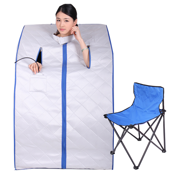 Water -proof cotton portable far infrared sauna room