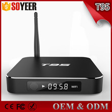 Soyeer 2G 8G Bluetooth Free Download China Sex Video Free To Air Set Top Box S905 T95