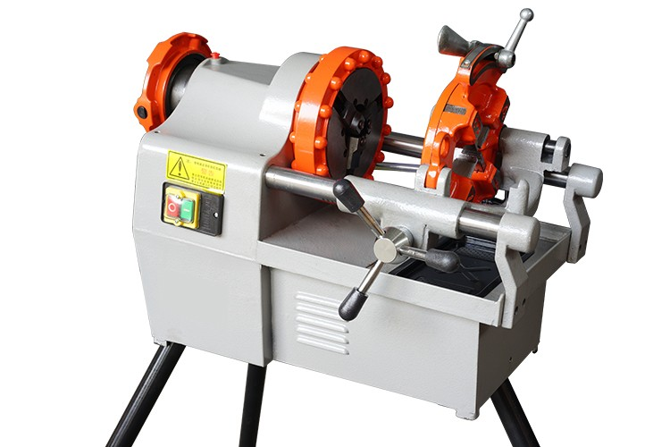 "ZT-M33 1/2-4"" Automatic Portable 750W Straight Pipe Electric Pipe Threading Machine"