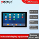 tablet touch screens 15.6 inch flat frameless capacitor multi-touch computer integrated machine widescreen touch screen monitor
