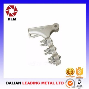 Electric Power Cable Fittings Gun Type Strain Clamp/bolt type cable fitting