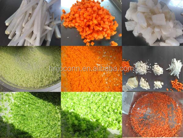 commercial high speed vegetable fruit cuber machine/vegetable cubes cutter cutting  / pumpkin dicing machine