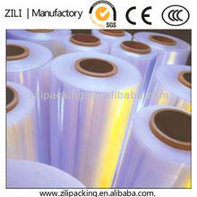 Widely recognized PE stretch film for goods protection