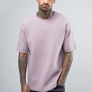 wholesale clothing blank oversized men performance t shirt plain