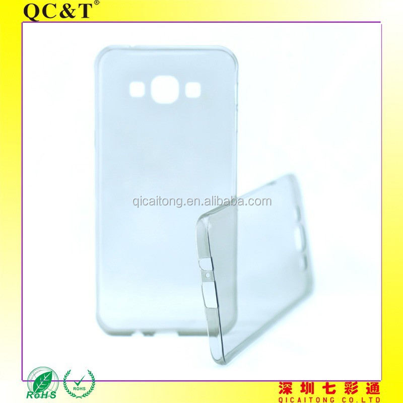 0.3mm ultra thin cellphone case for A8 A8000 transparent