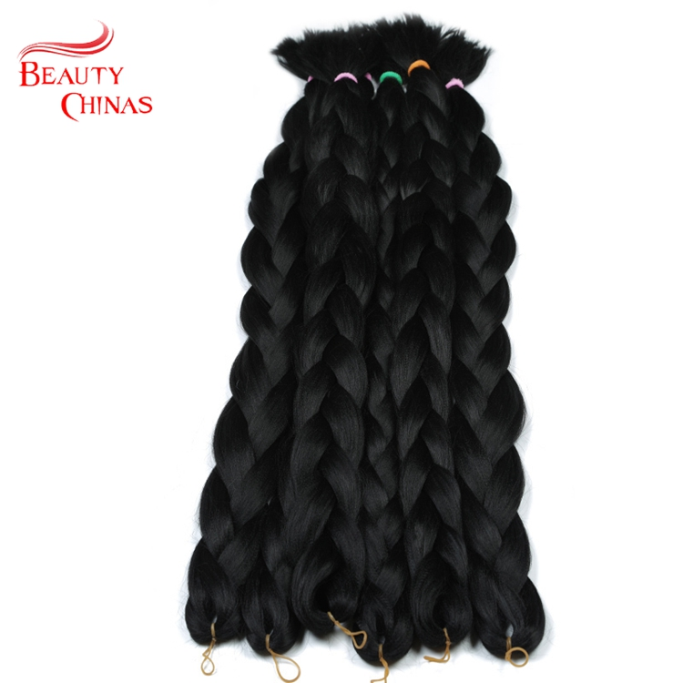 BeautyChinas Wholesale Synthetic Hair Jumbo Braid Expression Hair Braiding Extensions