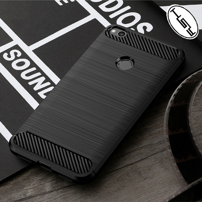 new style 2e1bf 9f0ee Amazon Best Seller For Honor 8 Lite Back Cover Soft Phone Case/ Silicone  Carbon Fiber Brush Case Tpu For Huawei Honor 8 Lite - Buy For Honor 8 Lite  ...