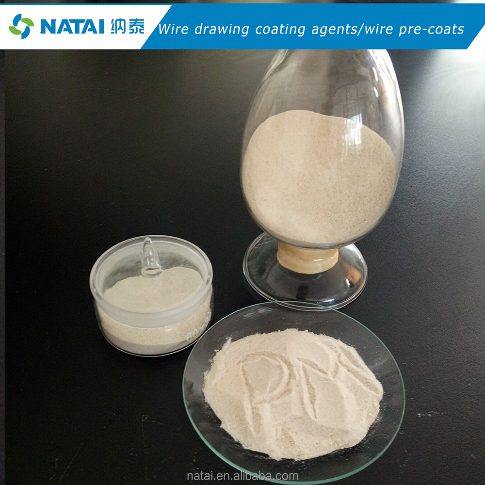 Wire Drawing Coating Agents & Calcium based drawing powders Suppliers