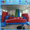 Inflatable sport games walk on balls