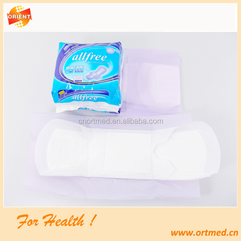 High Quality And Low Pirce For Sanitary Napkin /sanitary Pad for ladies