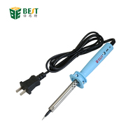 Best BST-802 rechargeable 25w 60w electric/electronic soldering iron gun kit