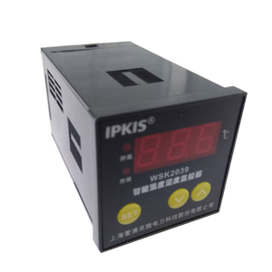 Industrial Usage Temperature and Humidity Controller