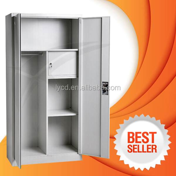 Customized kitchen pantry cupboard design for korea/steel almirah/clothes almirah