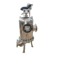 Backwash Multi-cartridge filter used in water treatment industry filtration equipment