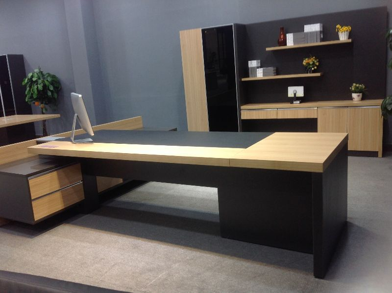 Wood Desk Office Furniture Fashion Executive Desk - Buy Pine Wood Desk ...