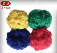 100% recycled pet bottle polyester staple fiber