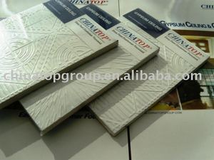 gypsum ceiling tiles metric size and imperial size