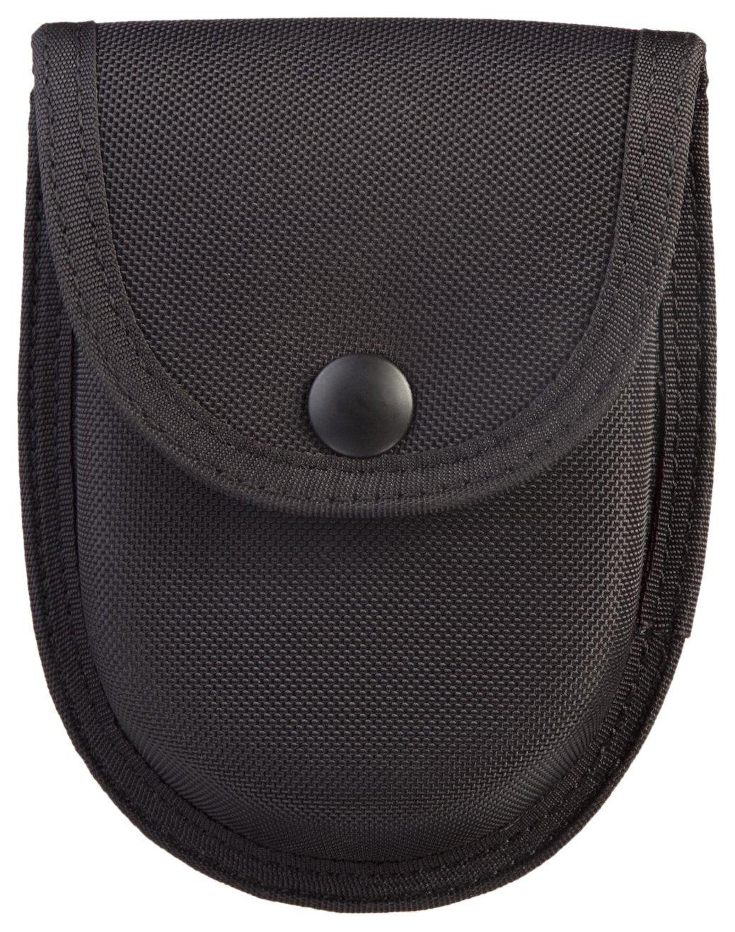 Uncle Mike's Sentinel Molded Nylon Single Handcuff Case, Black