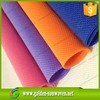 Recyclable polypropylene pp non woven fabric/spunbonded nonwoven shopping bag material